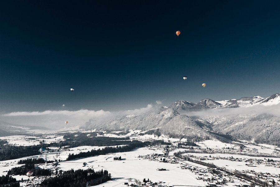 Kaiserwinkl Alpin Ballooning