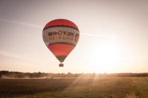 Der Brötje Heizungen Ballon