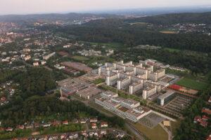 Uni in Bielefeld