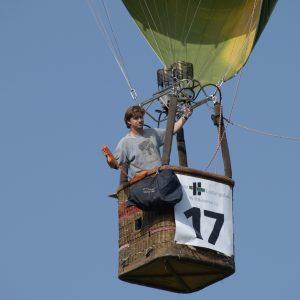Schweizer Meisterschaft Ballonfahren