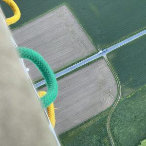 Verfolger Ballonflug Chaser