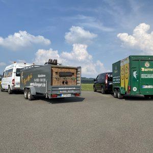 Fahrzeuge Aeroaballonsport.de Transport Anhänger