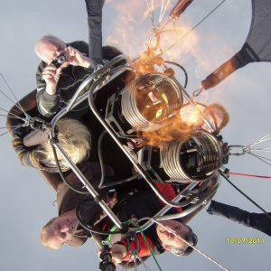Ballonfahrt_Heißluftballon