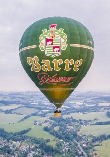 Barre Ballon