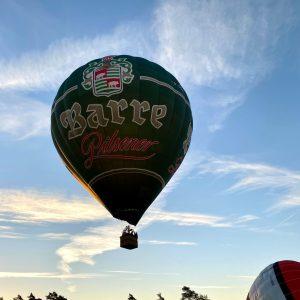 Ballonfahrt mit Aeroballonsport