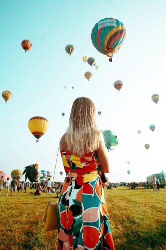 Ballonfahrt Sommer Specials
