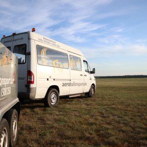 Aeroballonsport Fahrzeuge Sprinter